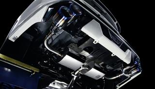 50プリウス専用 エグゼクティブマフラー 車検対応モデル