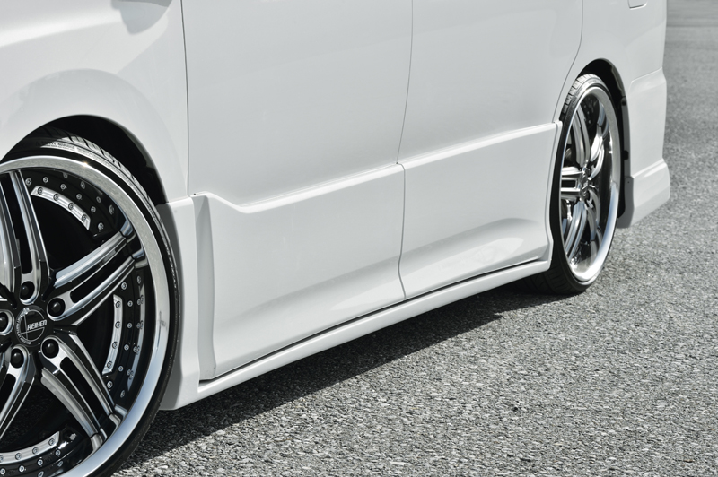 VOXY SIDE STEP AERO PARTS KIT/ヴォクシー  カスタム