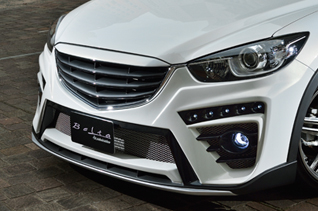 CX-5 FRONT BUMPER AERO PARTS KIT/CX5  カスタム