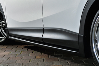 CX-5 SIDE STEP AERO PARTS KIT/CX5  カスタム