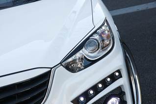 CX-5 EYE LINE AERO KIT/CX5  カスタム