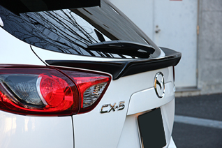 CX-5 REAR GAET WING AERO KIT/CX5  カスタム