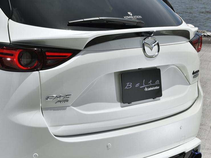 新型CX-5 REAR GAET WING AERO KIT/CX5  カスタム