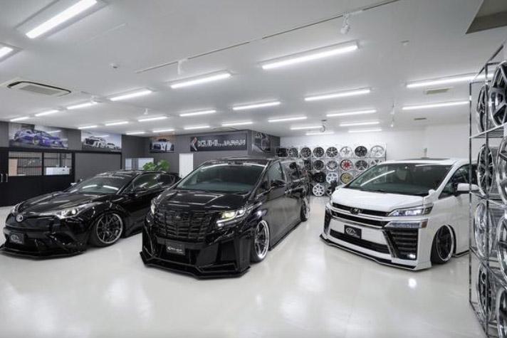 クールレーシング埼玉店舗