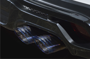 CX-5専用 テールスライドマフラーオプション設定